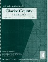 Title Page, Clarke County 1998